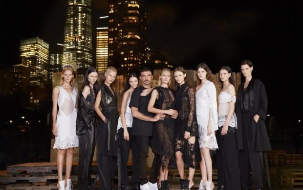 Ricardo Tisci - Givenchy 2015 NYC