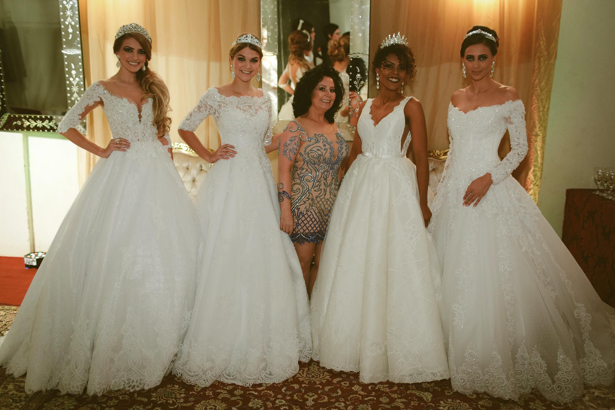 SM - A estilista Inês Maximus e suas criações para a Moda Noiva no backstage (3)