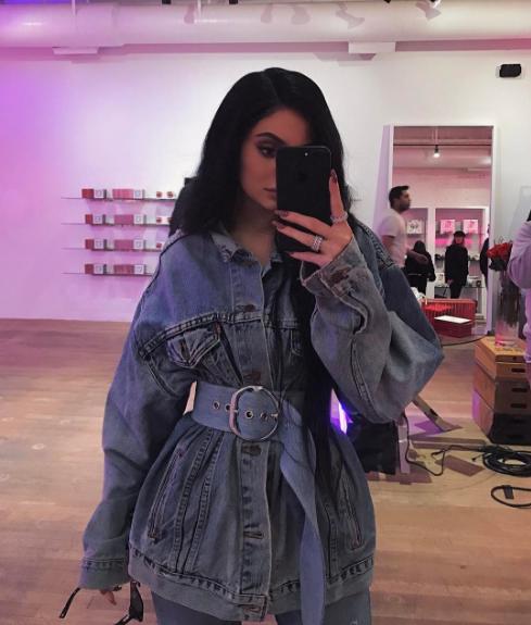 Photo: Reprodução Instagram Kylie Jenner
